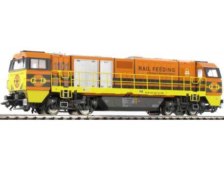 Märklin 37207 Diesellokomotive Vossloh G 2000 BB TC - Sound Mfx+