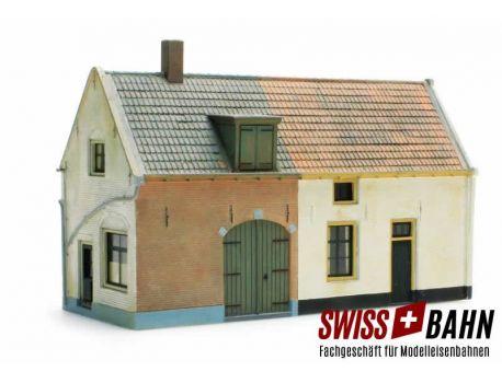Artitec 10.103 Altes Stadthaus um 1900 mit Scheune