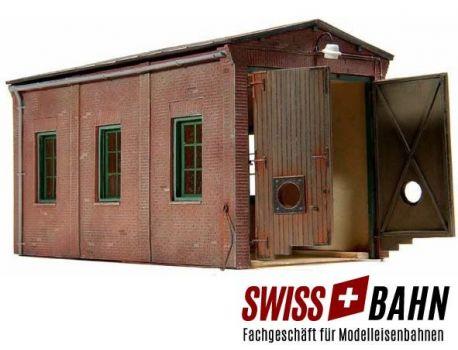 Artitec 10.171 Köf- Lokschuppen Bausatz aus Resin H0