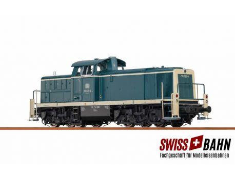 BRAWA 41507 DB Diesellokomotive BR 291 - AC Digital Basic+