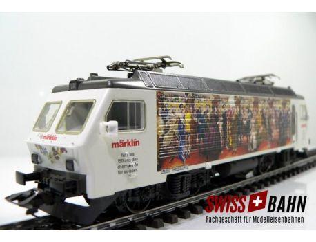 """Märklin 34637 SOB RE 446 Jubilok Märklin """"150 Jahre Schweizer Bahnen"""" Sound"""