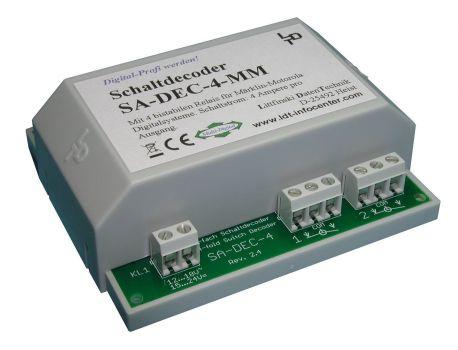 Littfinski 210313 Schaltdecoder SA-DEC-4-MM-G