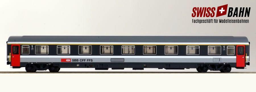 Ls Model 47310 Sbb Eurofima A9 1kl Grau Epv Betriebsnummer 3