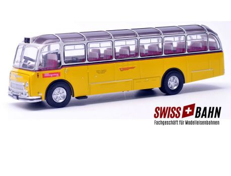 SwissLine 85.002202 - Schweizer Postauto FBW C40U Haifisch PTT