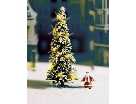 NOCH 33910 Christbaum beleuchtet . Weihnachtsbaum