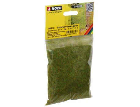 NOCH 08310 Sommerwiesen- Gras 2,5 mm - 20Gr.