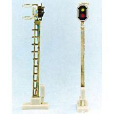 Schneider 2211 RHB Hauptsignal 2 LED. rot/grün Höhe 50 mm