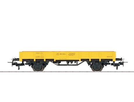 Märklin 4423 DB Niederbordwagen -gelb H0