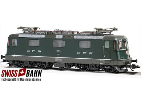 Märklin 34341.0 SBB Lokomotive Re 4/4 II (mfx)