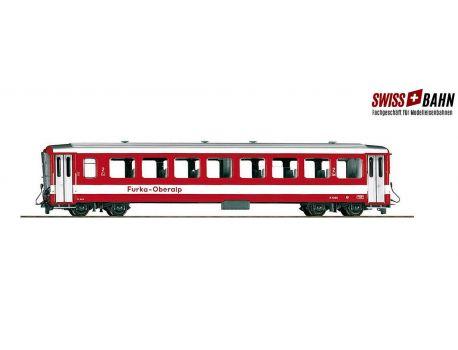 Bemo 3266 227 - F0 Personenwagen weisses Band- B4267