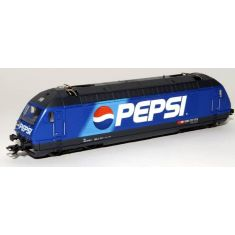 Märklin 34633.2 SBB Re 460 - Pepsi - mLD3 digital mFx