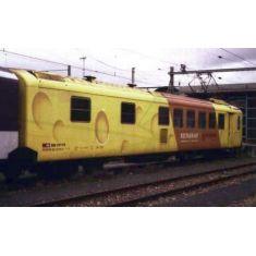 LS MODEL 47262 SBB WR EW1 Restaurant- Bistrowagen Self- Service Ep.III