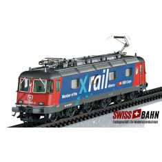 Märklin 37326 SBB Elektrolokomotive Re 6/6 Xrail Sound - H0