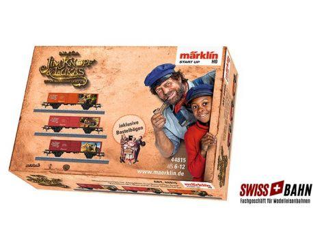 """Märklin 44815 Start up - Offenes Güterwagen-Set """"König Alfons"""""""