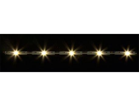 Faller 180654 2 LED-Lichtleisten, warm weiß, je 180 mm
