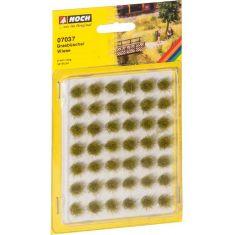 NOCH 07037 Grasbüschel Mini-Set, grün 6mm