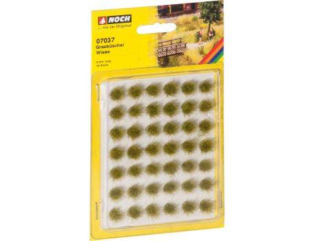 NOCH 07032 Grasbüschel Mini-Set, grün