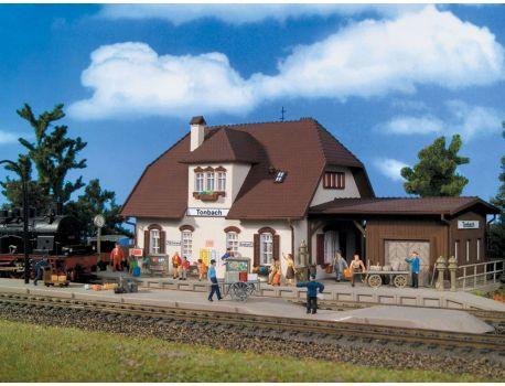 Vollmer 43524 Bahnhof Tonbach H0
