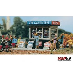 Vollmer 45134 Kiosk - Zeitschriften Laden
