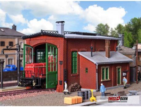 Vollmer 45750 Lokschuppen 1-ständig H0