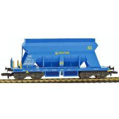 Liliput 235543 SBB-CFF Schotterwagen HASTAG Nr 63, blau, Ep.VI