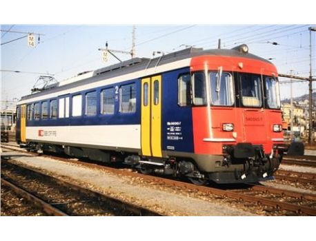 LS 17057 SBB RBe 540 Triebwagen NPZ - DC Analog