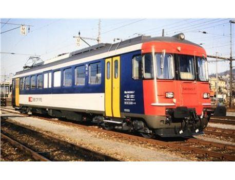 LS 17558S SBB RBe 540 039 Triebwagen NPZ - AC Sound