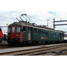 LS 17054S SBB RBe 4/4 Prototyp 1407 Alte Beschriftung, rote Front DCC Sound