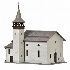 Kibri 38813 Antoniuskapelle Saas- Grund (VS) - Bausatz H0