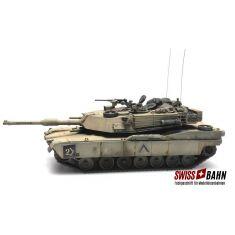 ART 1177 - US M1A1 Panzer, Abrams Desert Storm - Beowulf