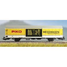 PIKO 55052 PIKO Messwagen H0 SBB mit Display D/E/F