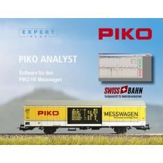 "PIKO 55051 PIKO Messwagen Software - ""ANALYST"""