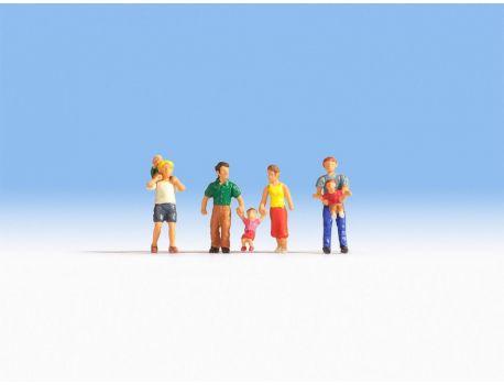 NOCH 15591 Eltern und Kinder - H0