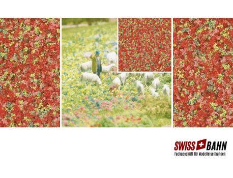Busch 7357 Blütenflocken Sommerblumen für farbige saftige Wiesen
