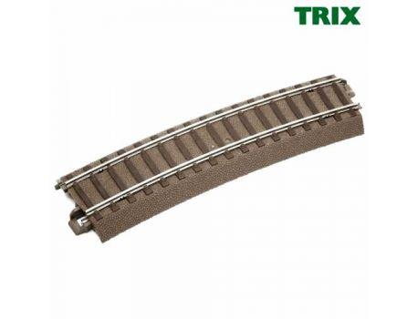 Trix 62315 Gebogenes Gleis R3, 15°
