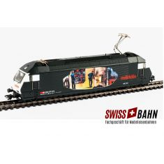 "Märklin 3451 SBB Re 460 ""Heizer"" Elektrolok Digital"