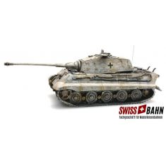 SWIBA 387.117 Königstiger- WY Tiger II (Henschel) H0