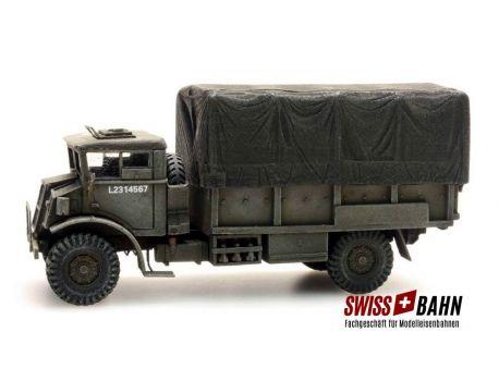 SWIBA 387.200 CMP/ UK Chevrolet 3T GS - Fertigmodell H0