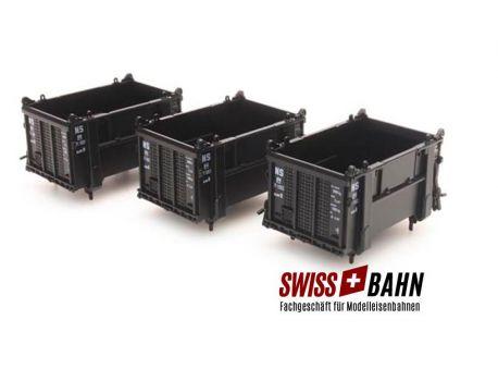 Artitec 487.801.12 Container Resin Fertigmodell H0