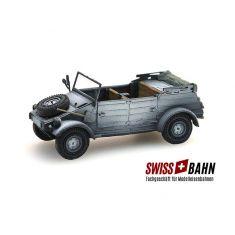 SWIBA 387.77-WG VW Typ 82 -  Patiniertes Fertigmodell H0