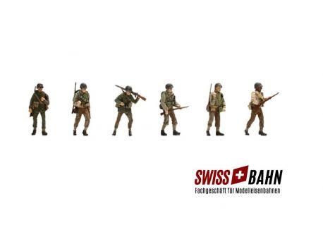 SWIBA 387.88 US Infanteristen H0