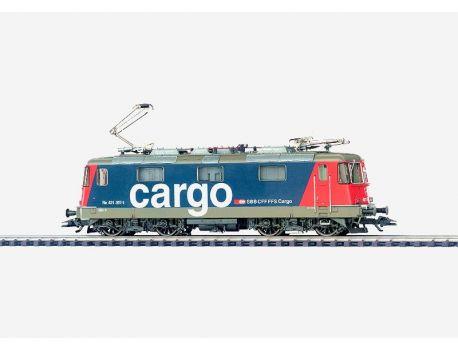 Märklin 29483 -1 SBB Cargo, Elektrolok Serie Re 421