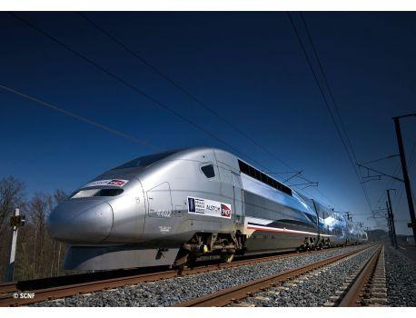 TRIX 22790 SNCF - TGV Duplex Weltrekord 2007