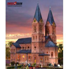 Kibri 39760 H0 Romanische Stadtkirche in Jakobwüllesheim - H0