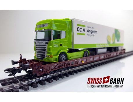 Märklin 4740.227 DB International- Saadkms 690, LKW CCA