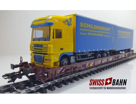 Märklin 4740.198 DB International Saadkms 690, LKW Schildknecht