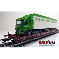 Märklin 4740.201 DB International- Saadkms 690, Spedition Traveco Transporte AG