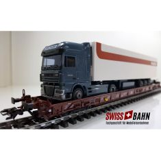 Märklin 4740.146 DB International- Saadkms 690, Planzer DAF XF