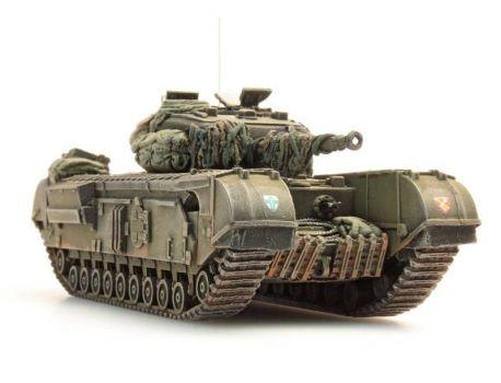 SwissBahn 1177 - US M1A1 Panzer, Abrams Desert Storm - Beowulf