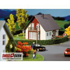 Faller 130318  Modernes Einfamilienhaus H0 - Bausatz